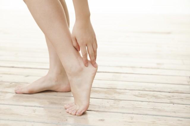 足底筋膜炎の画像。千葉県柏市で整体院をお探しなら宮田カイロプラクティック!